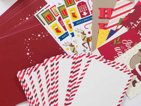 Night Before Christmas Cards + Giveaway! | Stampin Up