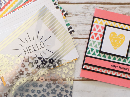 Simple Project Life Cards | Stampin Up