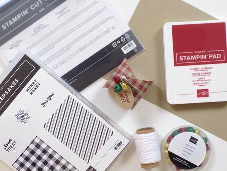 Tiny Keepsakes Treat Box | Stampin Up