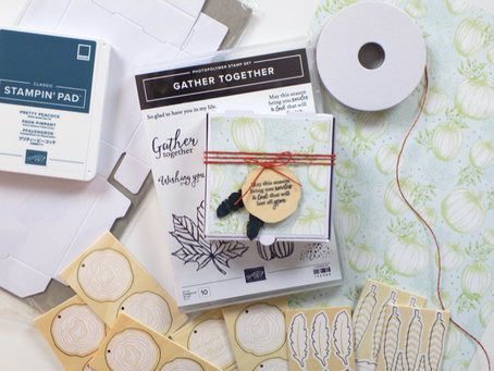 Gather Together Treat Box | Stampin Up
