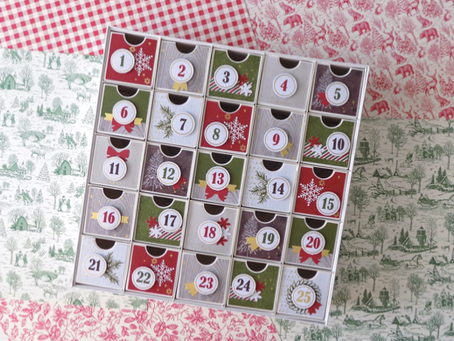 Christmas Countdown Project Kit | Stampin Up