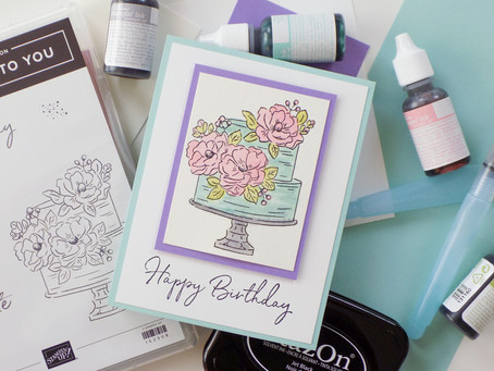 Happy Birthday To You Birthday Card | Stampin Up