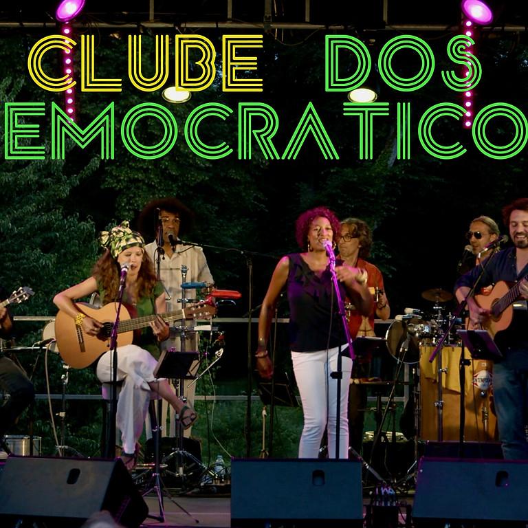 Moacyr Luz E Clube Dos Democraticos
