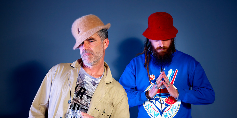 Daddy Mory / Pierpoljak + Judah Roger (DJ SET)