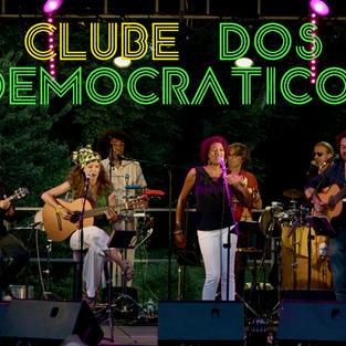 MOACYR LUZ E CLUBE DOS DEMOCRATICOS - Jeudi 28 octobre 2021