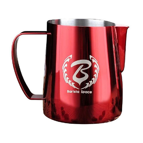 PITCHER BARISTA SPACE 350ML RED