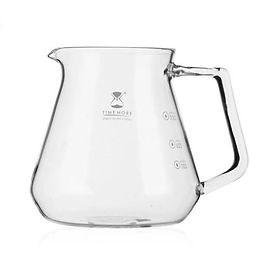 Brewing Timemore Glass Coffee Server 600ml