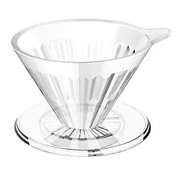 Brewing Timemore Crystal Eye Dripper 02 Transparent