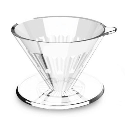 Brewing Timemore Crystal Eye Dripper 01 Transparent