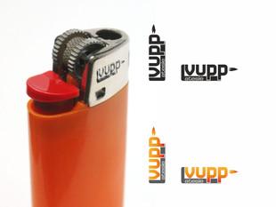 VuuP Logo Çalışması