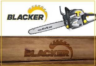 Blacker Logo Çalışması