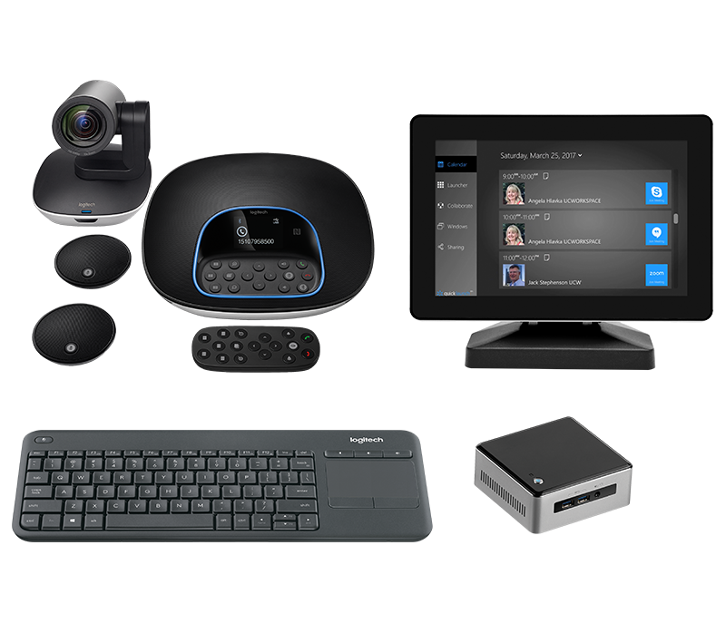 Logitech Group Video Conferencing Solution in Pakistan.