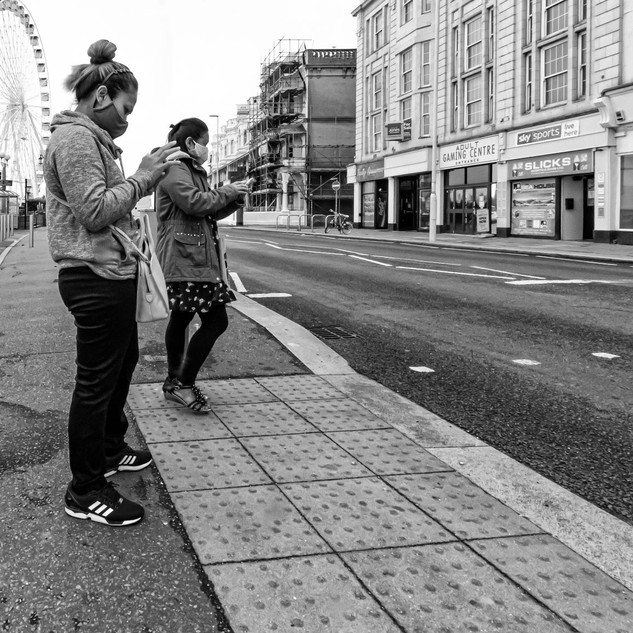 By Sue Daly - Worthing streetlife