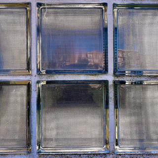 By Ann Young - through the square window