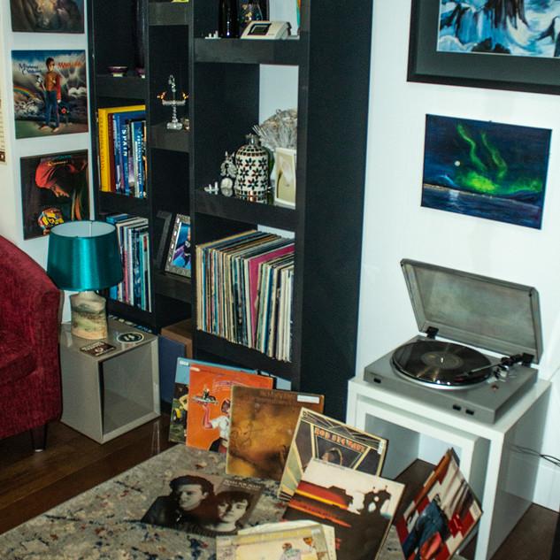 By Steve Hanley - Vinyl