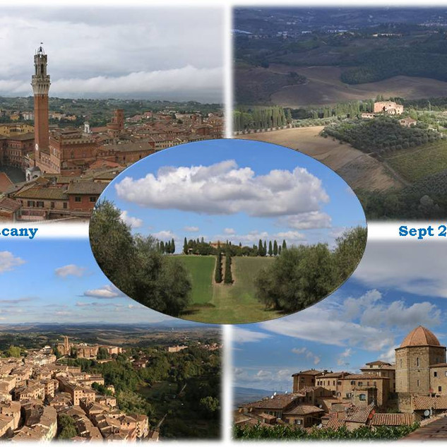 By Vanessa Friend - memories of tuscany sept 2019