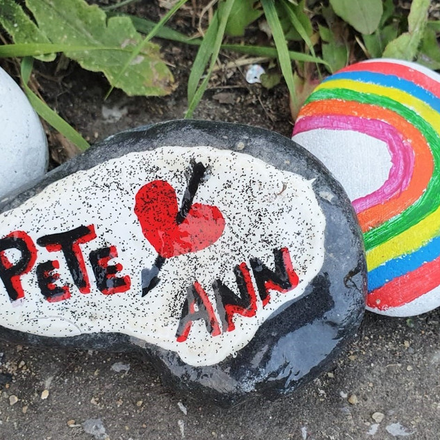 By Ann Young - Just for Pete and Ann