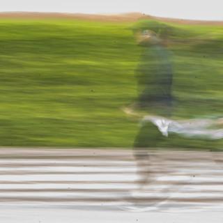By Jan Arnold - Ghost Runner