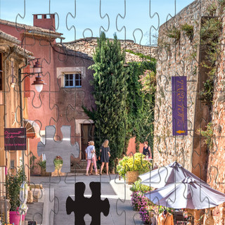 By Jan Arnold - Travel Puzzle