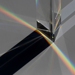 By Sue Daly - Bending a rainbow