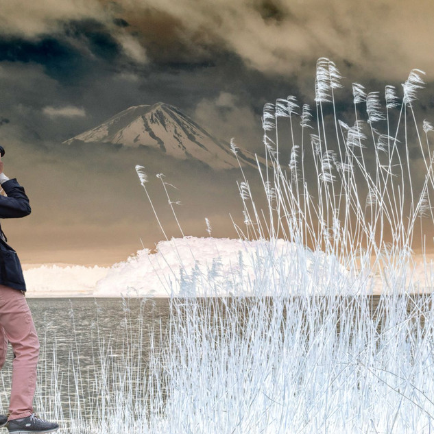 By Sue Daly - Revisiting Mount Fuji, Japan