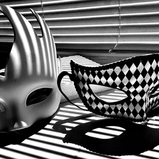 By Ann Young - shadow masks