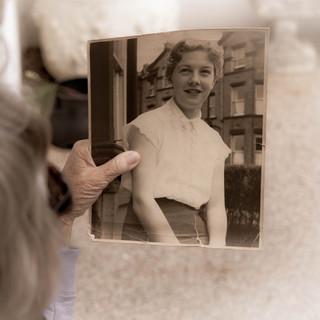 By Zoe Steel - mum memories