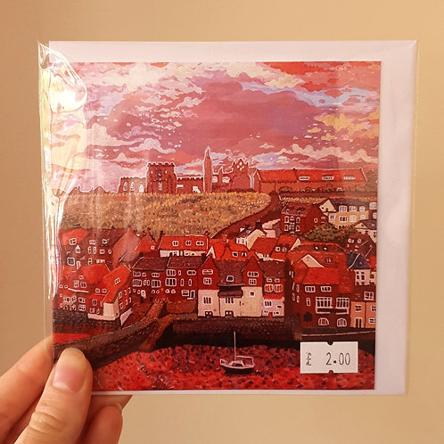 Whitby - Card