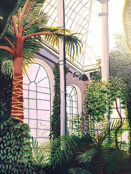 Royal Botanical Gardens Edinburgh