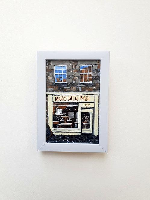 Mary Milk Bar, Edinburgh
