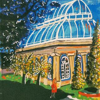 Botanical Gardens Glasshouses