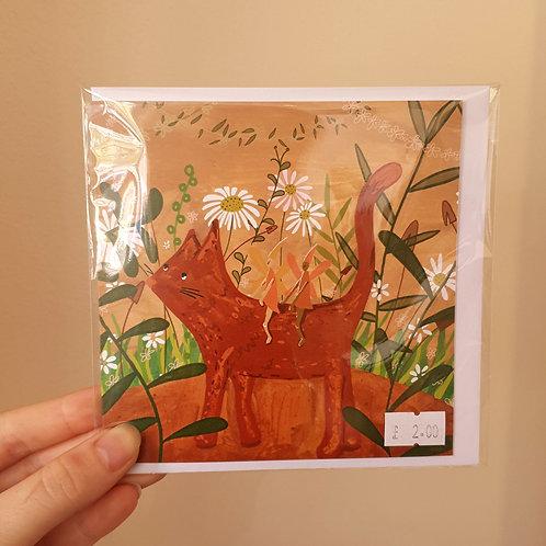 Fairy Garden - Card