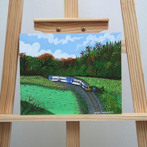 The Northern Line, Eskvalley