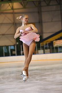 ジャンプが低いスケーター