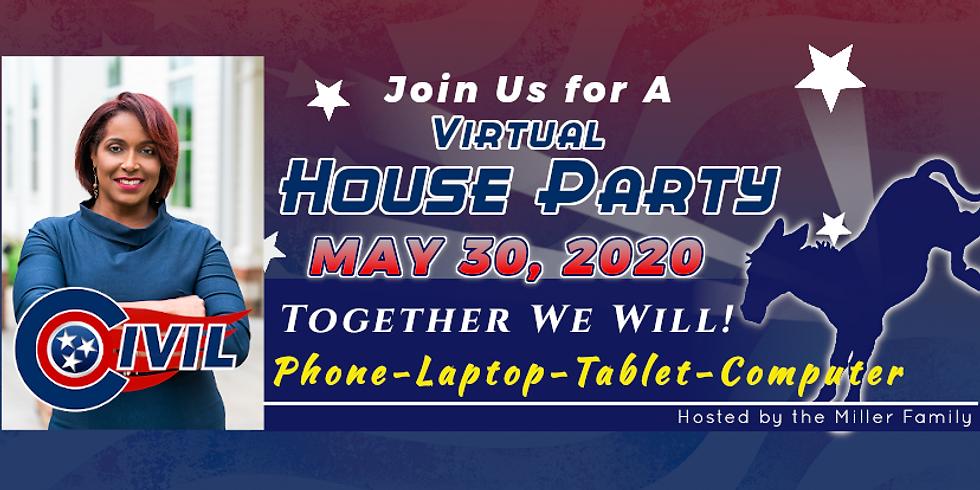 Virtual House Party 7pm
