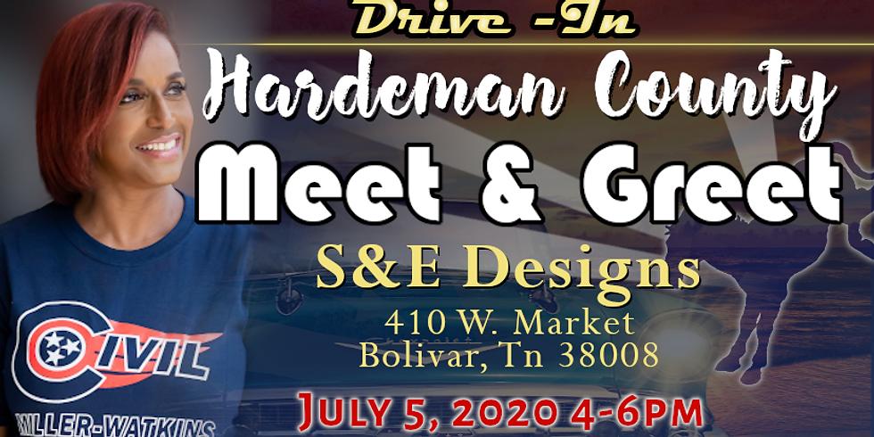 Drive In Meet & Greet