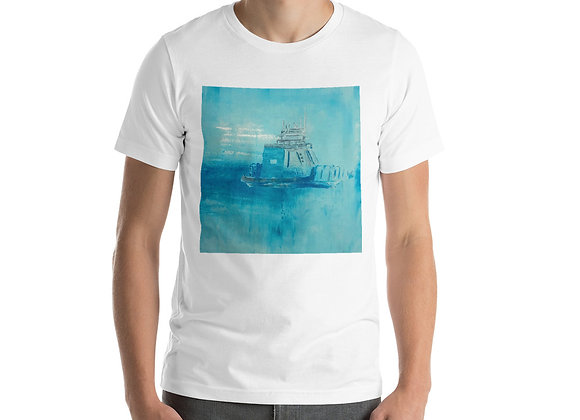 Short-Sleeve Unisex Drummond Island Ferry T-Shirt
