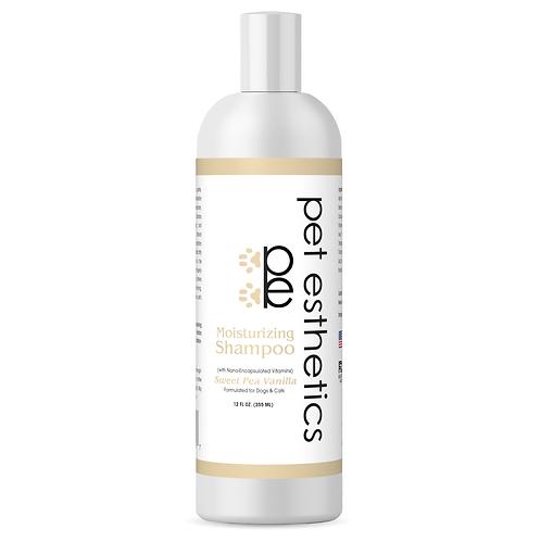 Moisturizing Shampoo 12fl oz (Sweet Pea & Vanilla Scent) pe1046