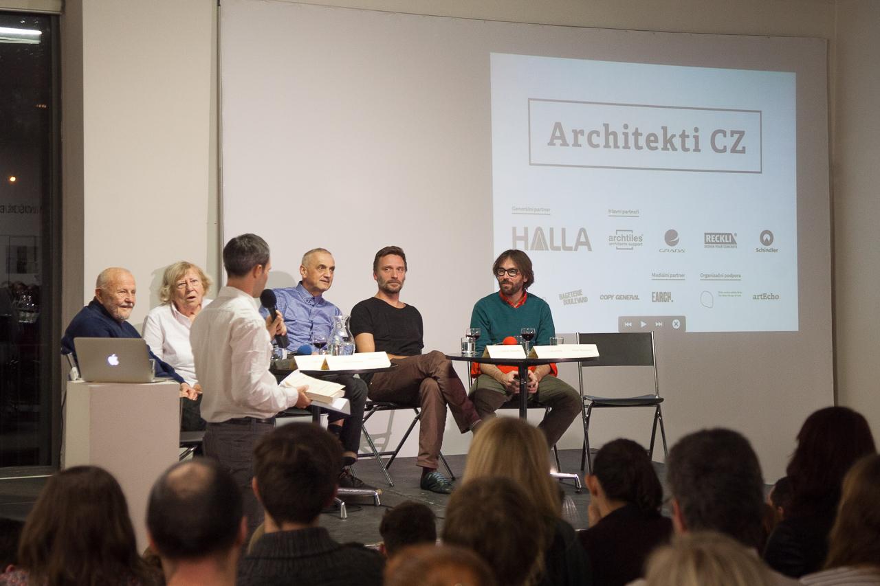 Architekti CZ v Brně (9.12.2015)