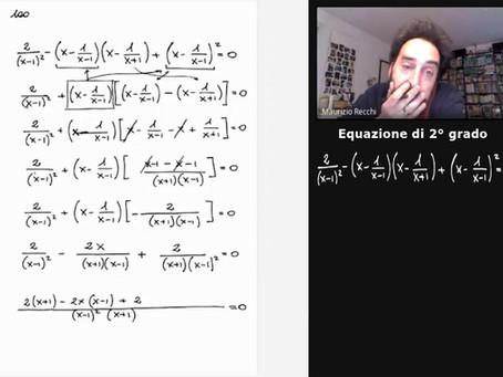 [02] Equazione di 2° grado