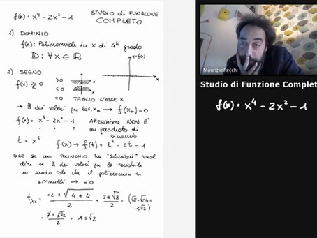 [01] Studio di Funzione Completo