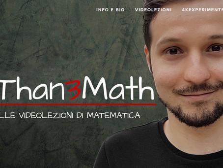 "Elia Bombardelli ""LessThan3Math"""