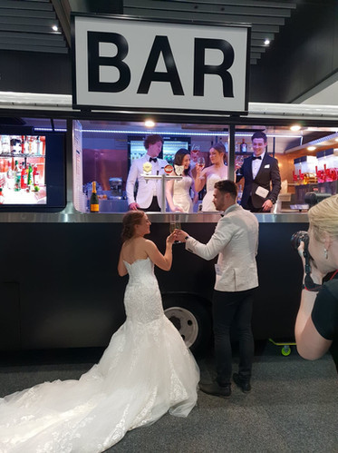 AJP wedding expo with brides & grooms.jp