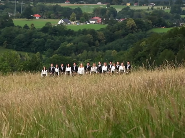 Youth from Bystřice