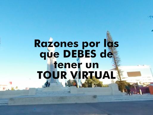 5 Razones por las que DEBES DE TENER un TOUR VIRTUAL 360° para tu negocio en EL SALVADOR