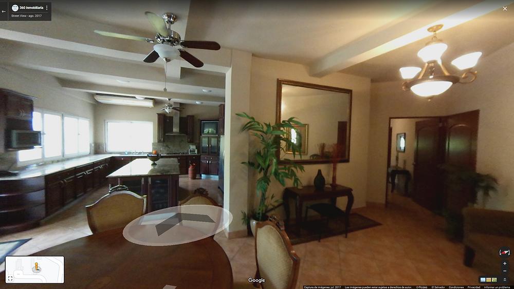 Tour Virtual para Inmobiliarias en El Salvador