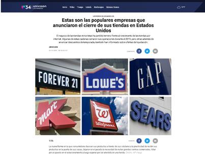 TENDENCIAS Y NOTICIAS  INTERNACIONALES DEL MUNDO DE LOS NEGOCIOS.