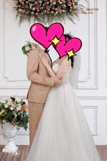 鳥取県男性と結婚しました♡