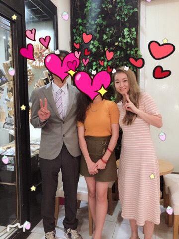 大阪府男性がベトナム女性と結婚しました♡