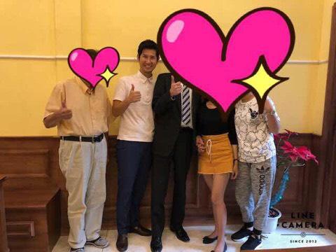 静岡県男性と結婚しました♡